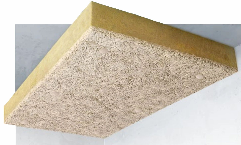 Geluidsisolatie plafond
