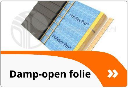 Damp-open-folie