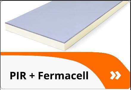 PIR + Fermacell