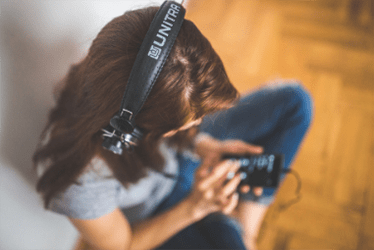 Akoestische geluidsisolatie