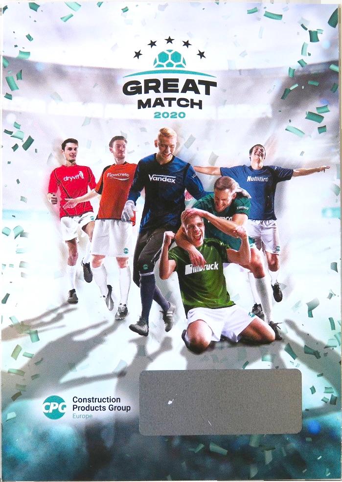 Kraslot Great Match 2020